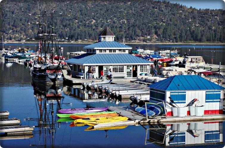 big bear boat rentals